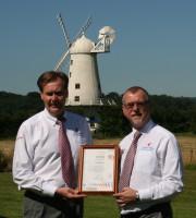 Ken Milner and Gareth Jones, directors of Audere Medical Services Limited